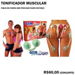 Gym Form Duo Massageador e Tonificador Muscular