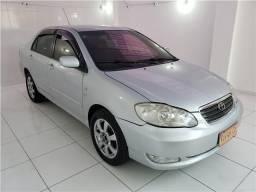 Toyota Corolla 1.6 xli 16v gasolina 4p manual - 2007
