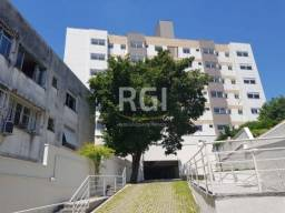 Apartamento à venda com 1 dormitórios em Santo antonio, Porto alegre cod:NK15592