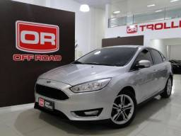 Ford Focus Fastback SE/SE Plus 2.0 Flex Aut - 2016