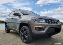 Jeep Compass 2.0 Longitude 4X4 Diesel 2018 Automático - 2018