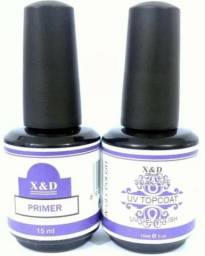 Kit Top Coat e Primer XeD
