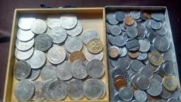Estou vendendo a minha coleção de moedas antigas e Rara