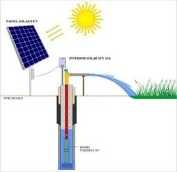 Driver inversor solar para bomba submersa de 3 cv