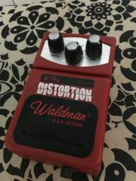 Pedal distorção Waldman PRA VENDER RÁPIDO