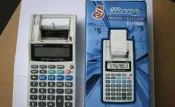 Calculadora De Mesa Com Impressão Bobina Ka-9889 Sheng