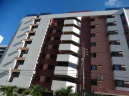 Cobertura duplex na 1ª quadra da praia da Jatiúca, 246 m², 4/4 + DCE, piscina,só 950 mil!