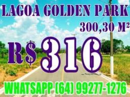 lotes parcelados Lagoa G. Park caldas novas - Lote a Venda no bairro Setor Lagoa...