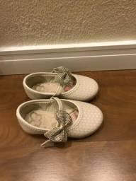 2 Sapatinhos e uma sandália!!!