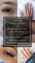 Promoção por apenas R$ 160,00