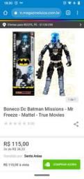 Vilões do Batman lacrados! Apenas um de cada