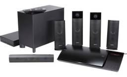 Smart Home theather Blu Ray Sony com WI FI/ BLUETOOTH/ NFC/ YOUTUBE/ NETFLIX/ TELECINE ETC