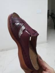 Sandália ortopédica confortável  N35