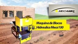 Maquina de blocos Meca 100