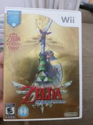 The legend of zelda skyward sword + wii motion + jogos paralelos comprar usado  Jundiaí