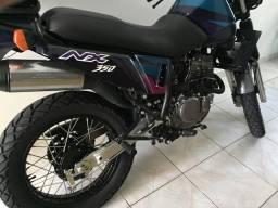Honda Nx350 Sahara - 1996 - Raridade !!! - 1996