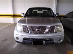 Nissan frontier LE diesel 4x4 automática - 2008