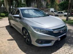 Honda Civic EXL ,câmbio automático 2017