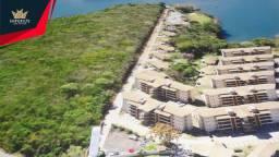 Bangalô com 02 Quartos Aldeia do Lago em Caldas Novas GO