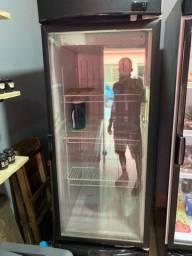 Freezer vertical expositor 557 litros
