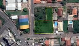 Vende-se terreno com 1.440m2, Rodoviária Parque-Cuiabá
