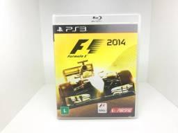 Jogo F1 2014 - PlayStation 3 PS3 comprar usado  Rio de Janeiro