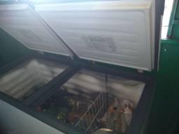 Freezer Esmaltec 02 portas 127 kw