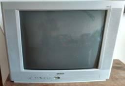 Do tv tubo com defeito!