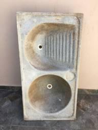 Tanque de Lavar Roupas de Concreto