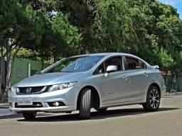 Honda Civic (Ipva Pago) LXR 2.0 i-VTEC (Aut) (Flex) 2015 155 cv