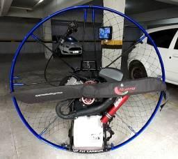Vendo paramotor Bolt sport 210