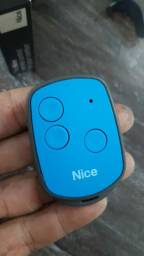 Controle Nice, para motor de portão eletrônico