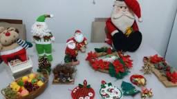 Vendo itens decoração natal