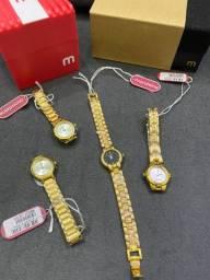 Título do anúncio: PROMOÇÃO! Relógios feminino Mondaine original