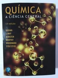 Química A ciência central 13 ed
