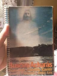 Busca e Acharás (Autografado pelo Chico Xavier)