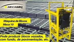 Máquina de blocos Meca 10