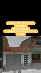 Título do anúncio: Loja comercial em Gravatá com 110 m2 em excelente localização
