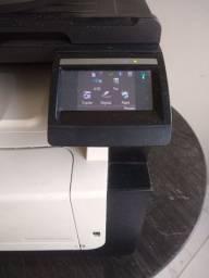 Impressora Hp Laserjet Pro Cm1415 Color / Vai C/