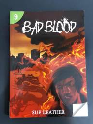 Livros: Bad Blood - Sue Leather (Cultura Inglesa)