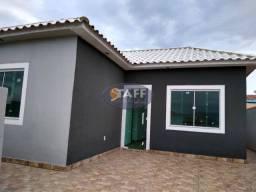 KSV! Casa em construção com piscina em Unamar - Cabo Frio