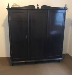 Movel retrô armário em madeira