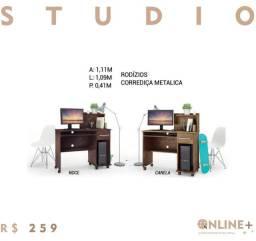 Escrivaninha studio PROMOÇÃO (faço entrega)