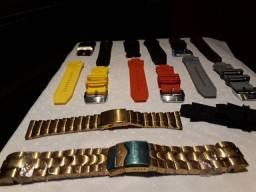Pulseiras originais de relógios Invicta