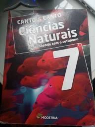 Livros 7° ANO, super conservados!!