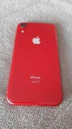 IPHONE XR RED 64G BOM ESTADO DE USO