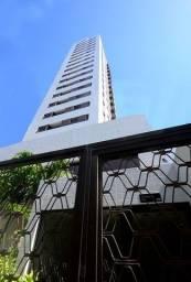 Apartamento com 2 dormitórios à venda por R$ 390.000 - Encruzilhada - Recife/PE