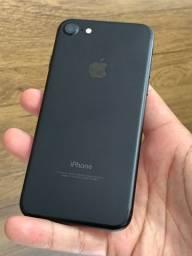 iPhone 7 128GB Preto - Até 12x R$149,90 no cartão! Saúde da bateria 85% 128 gb
