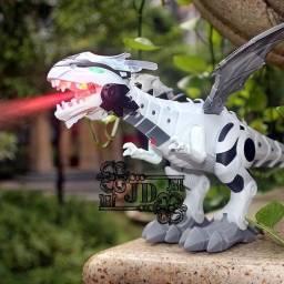 Robô dragão ~ anda fala e cospe fogo