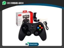 Controle joystick sem fio Ipega PG-9076 preto